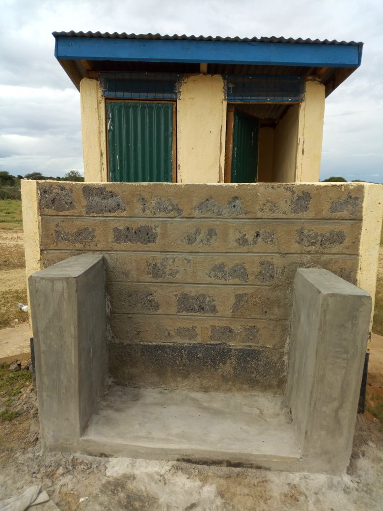 Construction of Toilets